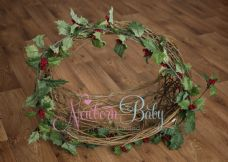 Ivy Garland with Berry Basket Bundle